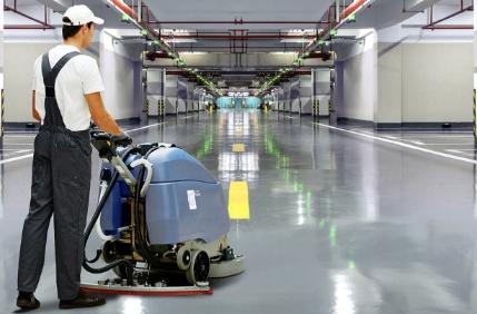 LIMPIEZA DE PARKING Clean & Protec Valencia España